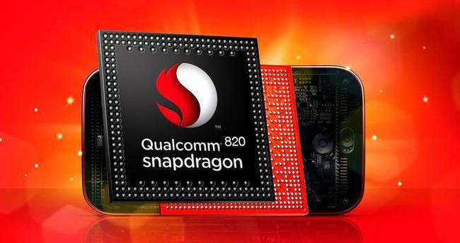 Snapdragon 820 tanıtıldı!