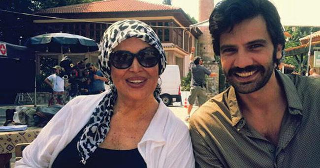 Kaan Urgancıoğlu film için bıyık bırakmış