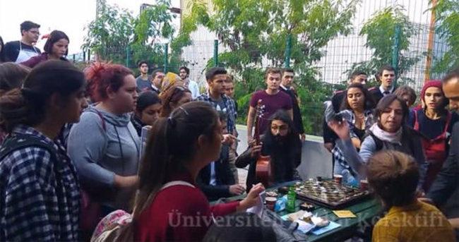 Akdeniz Üniversitesi'nde taciz iddiası!
