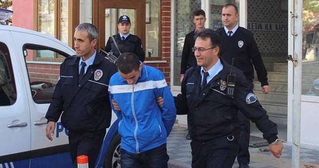 Sahte jandarmayı polis yakaladı