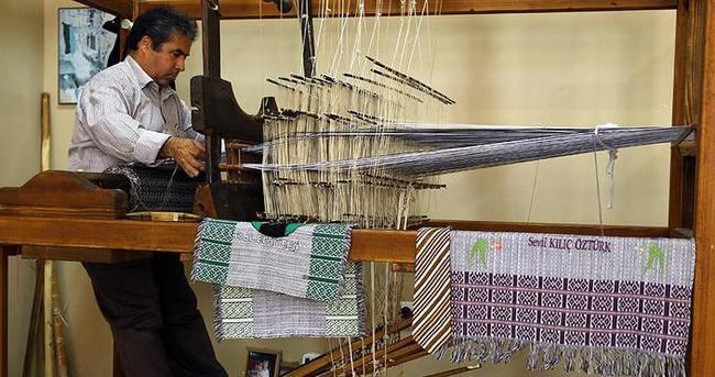 Osmanlı'nın gözde dokuması yaşam mücadelesi veriyor
