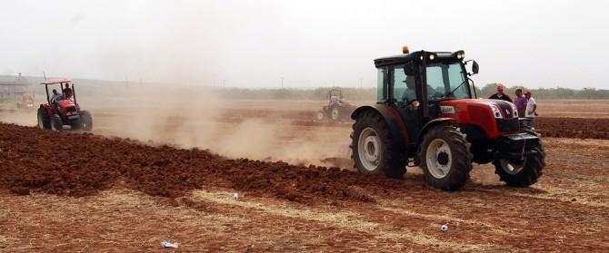 Aydın'da Traktör Sayısı 40 Bin 664 Oldu