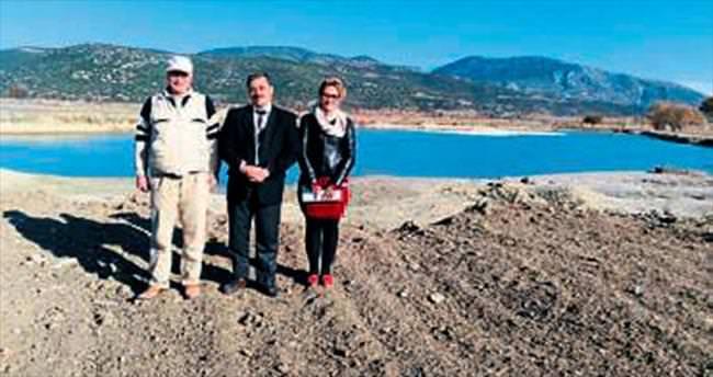 Burdur'da ilk kaz çiftliği kuruluyor