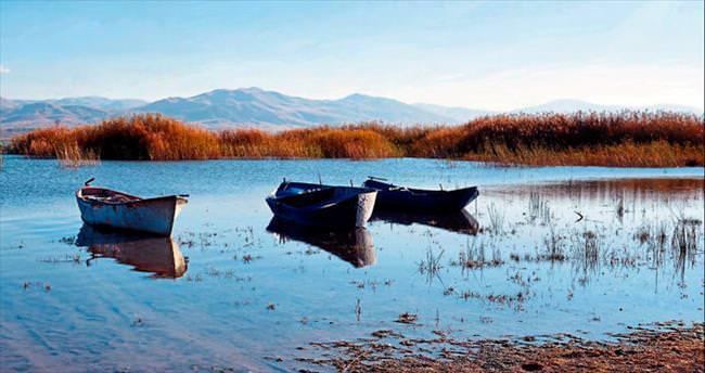 Karataş Gölü turizme açılıyor