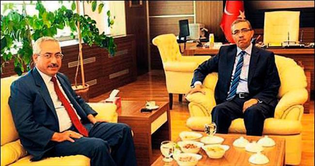 Kahramanmaraş'ta rektörler buluştu