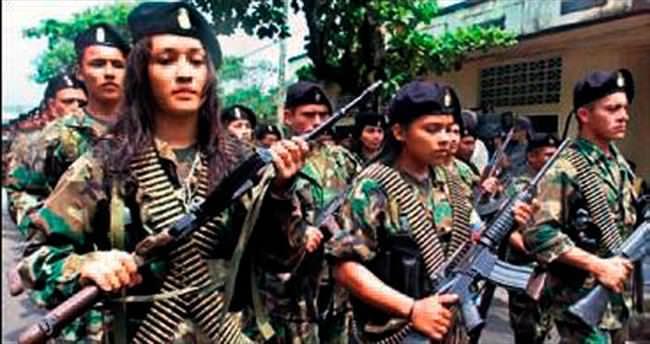 FARC: Silah alımını artık durdurduk