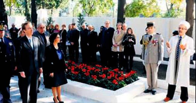 'Ateşkes Günü'nde İstanbul'da tören