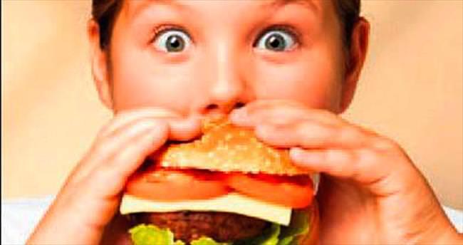 Obez çocuklar kalp hastası...
