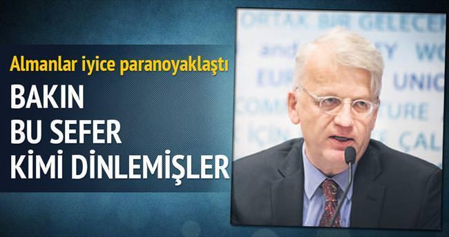 Almanya, Türkiye'deki diplomatını da dinledi