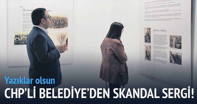 Alper Taşdelen'den skandal sergi