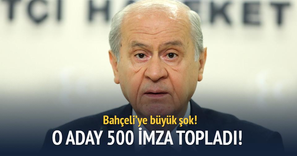 Sinan Oğan 500 delegenin imzasını topladı
