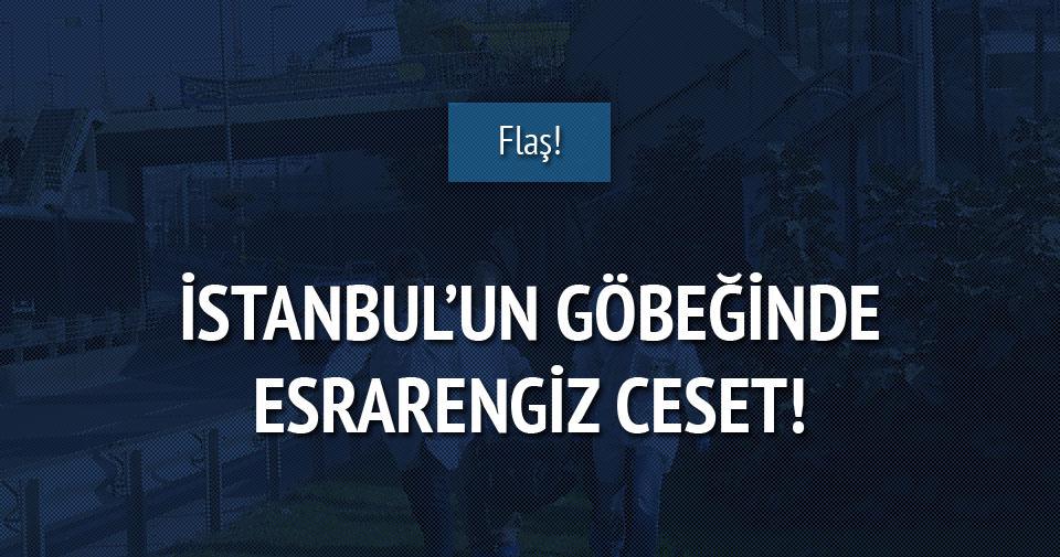 Kadıköy'de esrarengiz erkek cesedi!