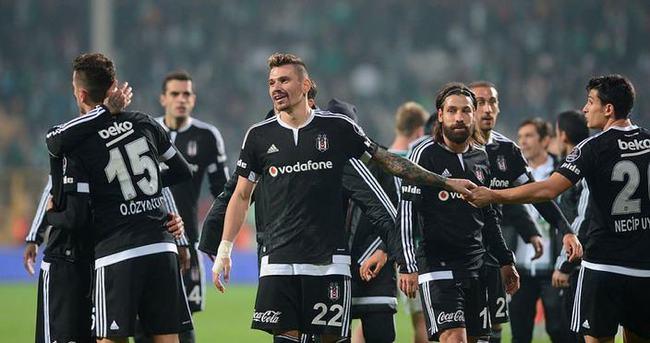 Beşiktaş'ta Ersan Gülüm sevinci