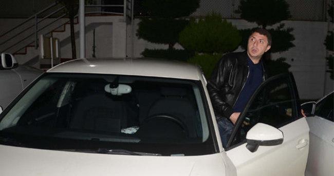 Şota Trabzon'dan ayrıldı!