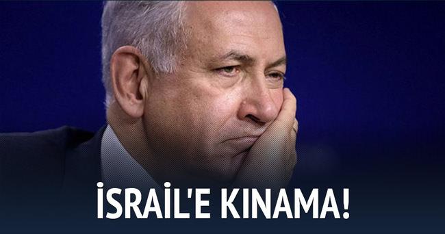 Dışişleri'nden İsrail'e kınama