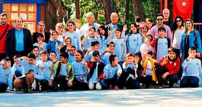 Kepez'in özel çocukları