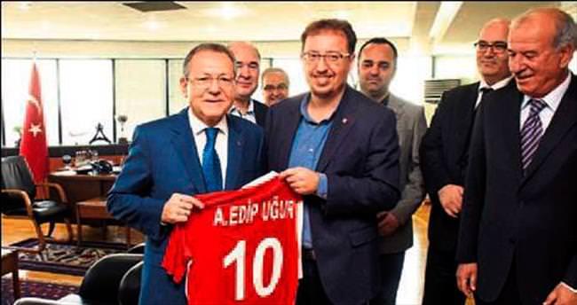 Marka şehrin takımı Süper Lig'de olacak