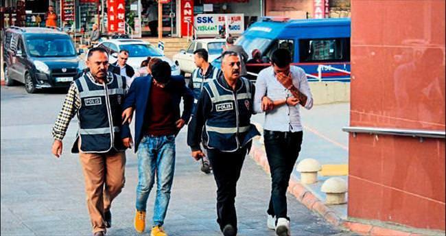 Kahramanmaraş'ta işyeri hırsızlarına ağır darbe