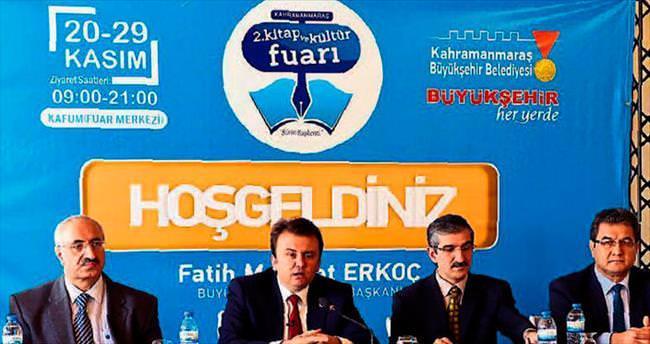 Anadolu'nun en büyük kitap fuarı 20 Kasım'da açılıyor