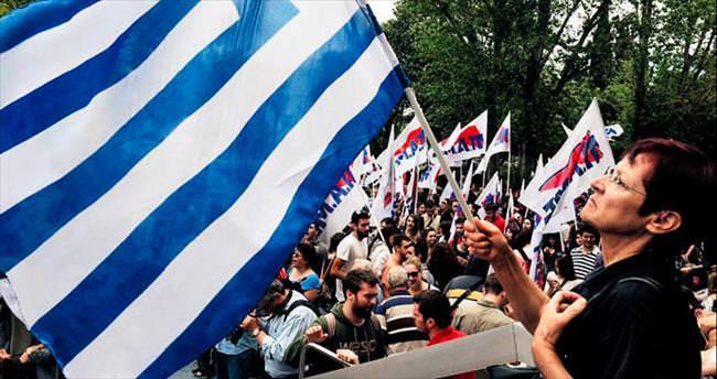 Yunanistan'da genel grev hayatı durdurdu