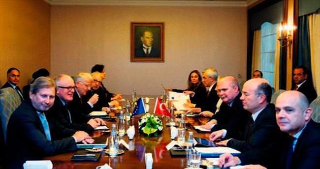 Türkiye ile AB'nin pozitif ajandası