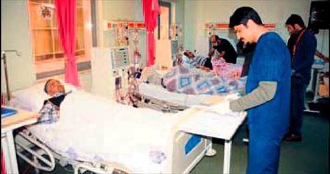 Cizre'de sağlık hizmetlerine terör engeli