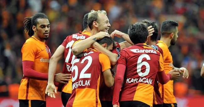 Galatasaray'ın Saraybosna kadrosu