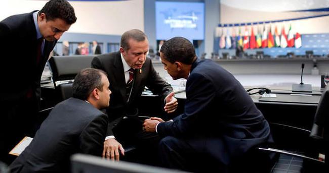 Erdoğan ile Obama'nın görüşmesi pazar sabahı