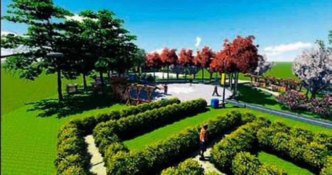 Manavgat'ta park sözü yerine geldi
