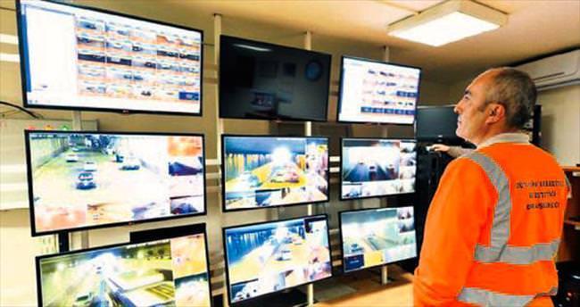 Altgeçitlere 'HD' kameralı güvenlik