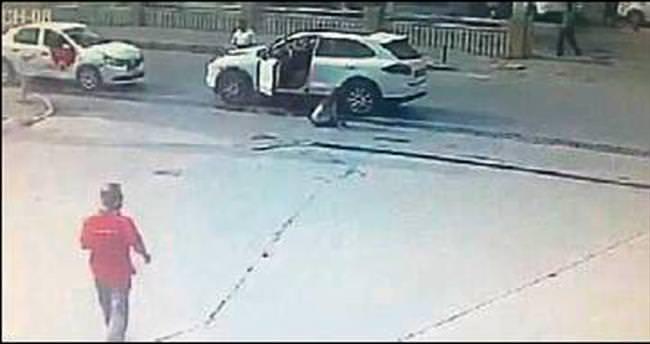 Rus kadını kaçırmak isteyenler tutuklandı