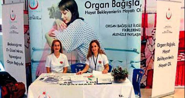 'Bir Organ, Bir Hayat; Bir Hayat, Tüm İnsanlık'