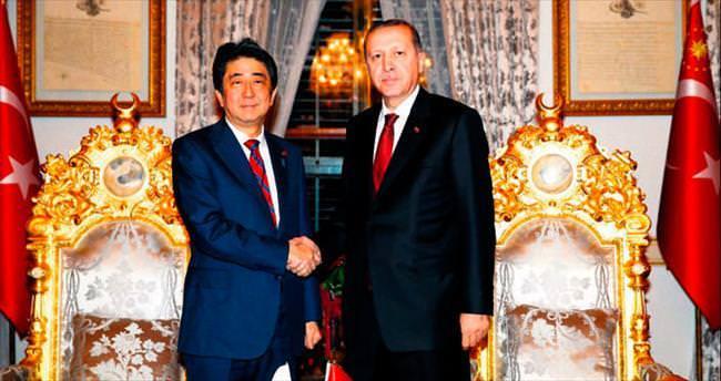 Türkiye-Japonya mührünü vurduk