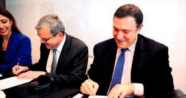 Global Liman'ın % 10.84'ü EBRD'nin