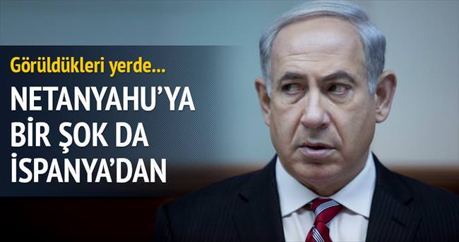 İspanya'dan Netanyahu'ya gözaltı kararı