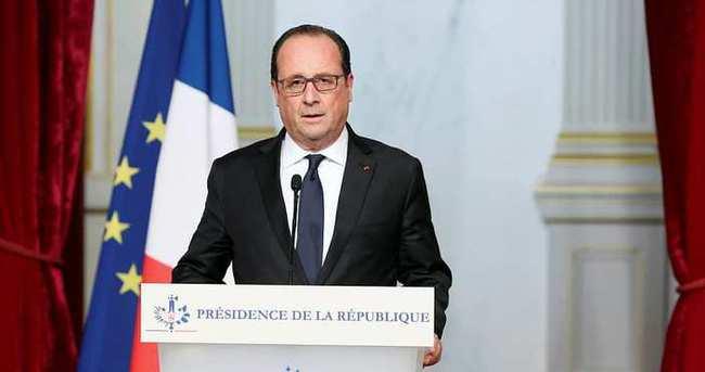 Hollande Türkiye ziyaretini iptal etti