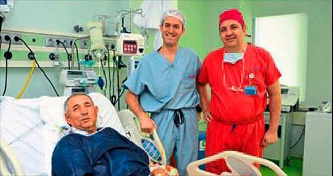 2 kalp ameliyatıyla sağlığına kavuştu