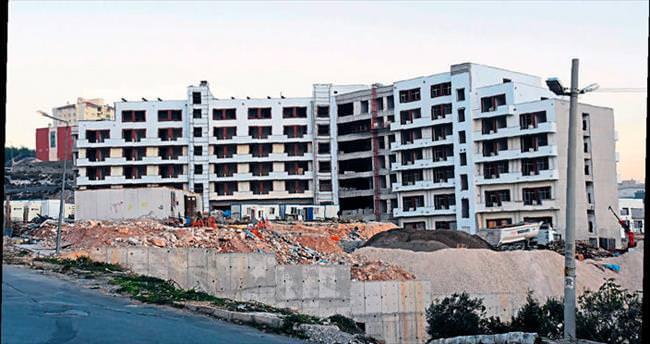 Kampus inşaatı hala bitirilemedi