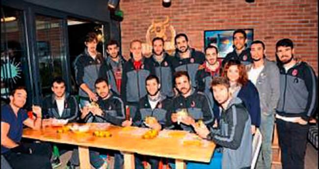 Balspor'a anlamlı destek
