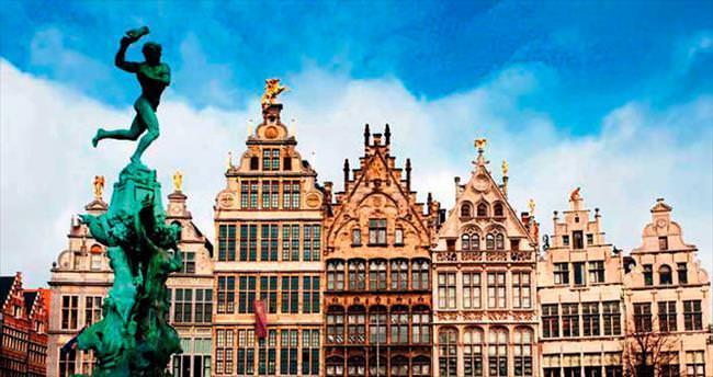 Üç isimli şehir Anvers