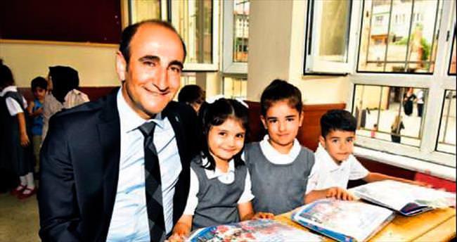 Çocuklara çevre ve atık eğitimi verildi