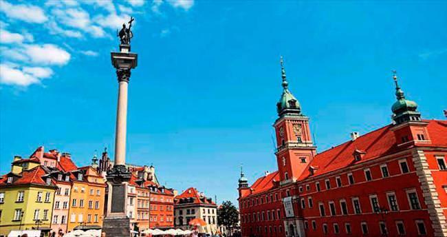 Kardeş şehir Varşova