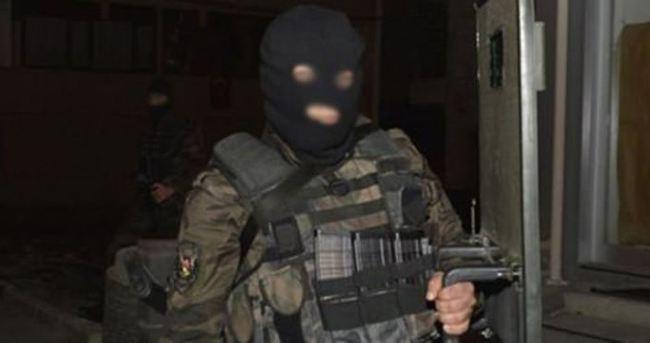 Ankara'da IŞİD operasyonu