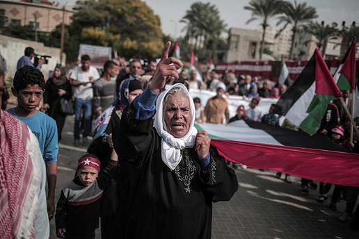Filistin Bağımsızlık Bildirisi 27. yılında