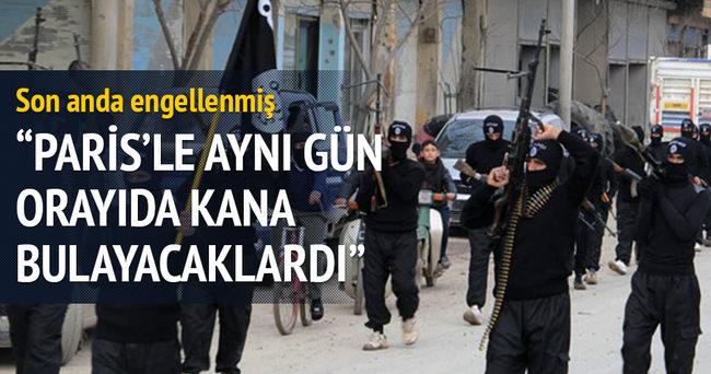 DAEŞ Paris'le aynı gün İstanbul'a da saldıracaktı