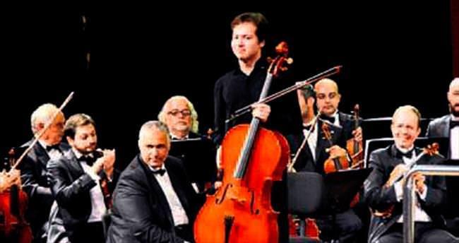 ADSO'dan AKM'de viyolonsel konseri