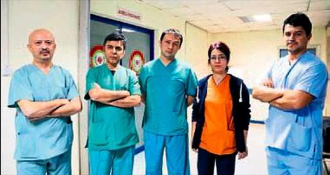 Üç hastaya umut veren organ bağışı