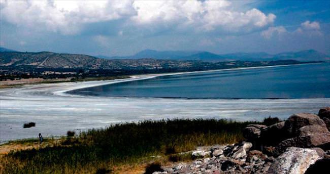 Burdur'a Başbakan sözü Göl için seferberlik