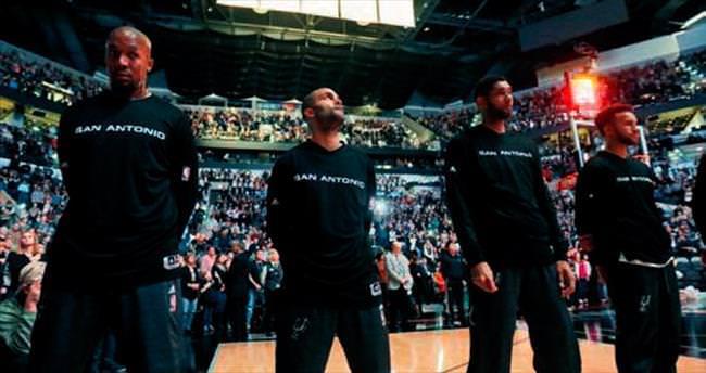 NBA'de Fransa'ya destek