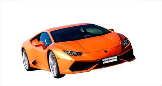 Lamborghini artık çevreci